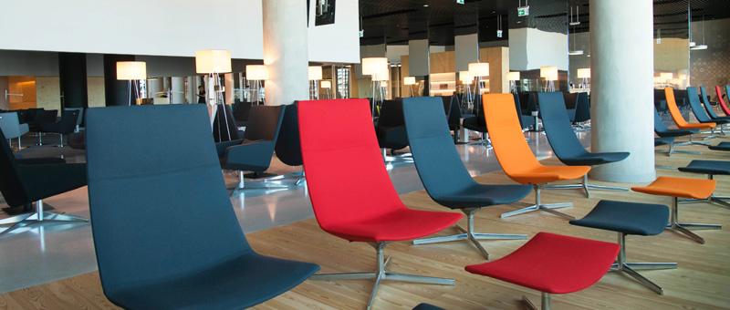 Lounge ANA Lisboa